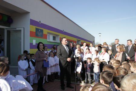 Martinjski dani Općine Virje 2015. – Otvorenje dječjeg vrtića s jaslicama – 11.11.2015.