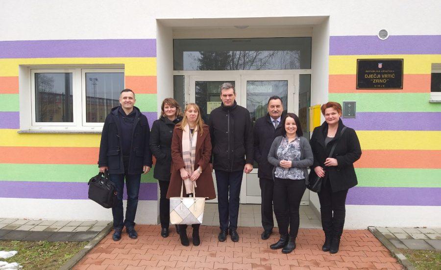 Radni sastanci s delegacijom grada Csurga