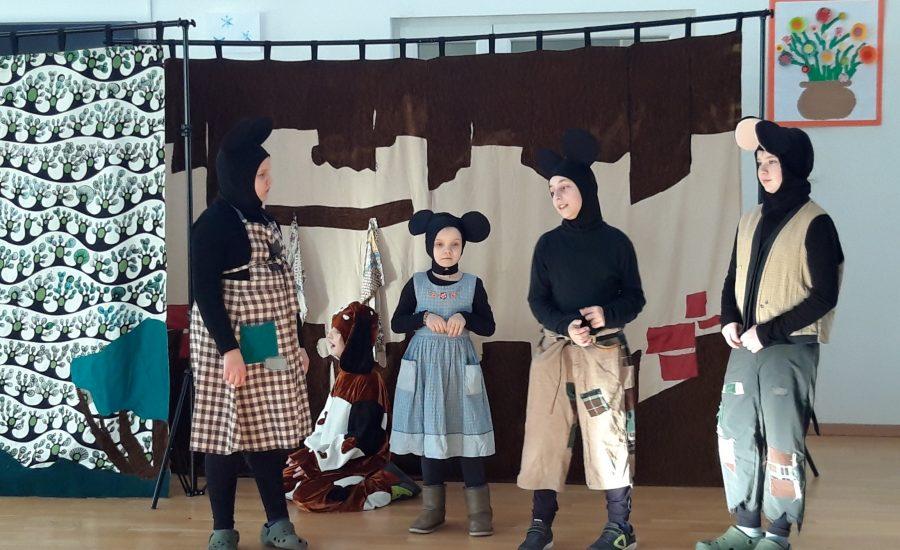 Bjelovarsko kazalište gostovalo u našem vrtiću