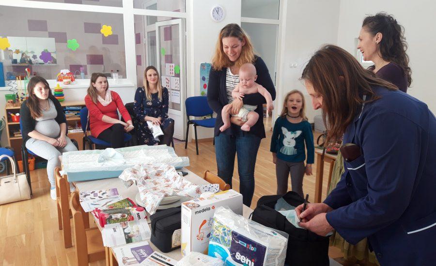 Novi susret grupe za podršku dojenja