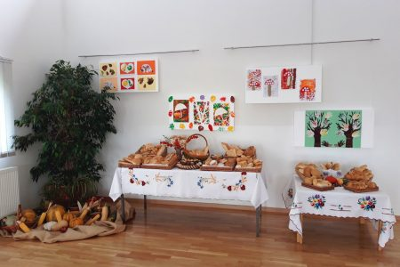"Dan kruha i zahvalnosti za plodove zemlje i akcija ""Jabuka na dar"""