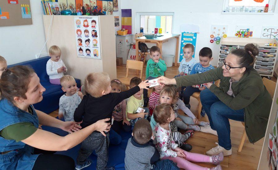 Aktivnosti u sklopu Mjeseca hrvatske knjige