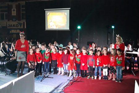 Božićno novogodišnji koncert