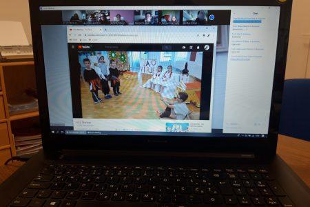 Leptirići na 1. virtualnom Kajkavskom kvizu