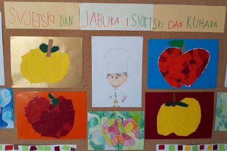 Svjetski dan jabuka i Svjetski dan kuhara